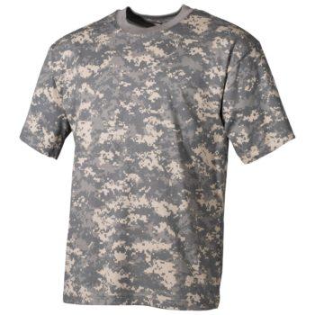 Tričko maskovacie US AT digital MFH