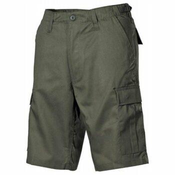 Krátke nohavice BDU zelené MFH