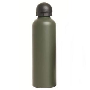 Fľaša zelená hliníková Rund 0,75L Mil-tec