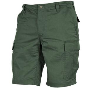 Pentagon BDU Rip/stop krátke nohavice Zelené