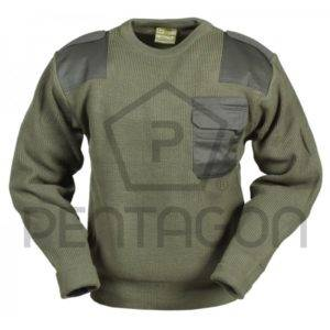 Pentagon BW Style klasický pletený sveter
