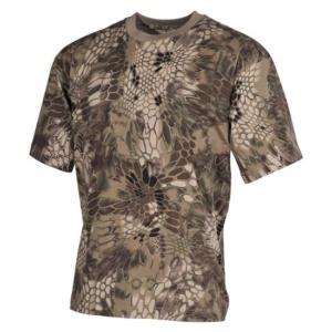 Maskovacie tričko US snake FG MFH