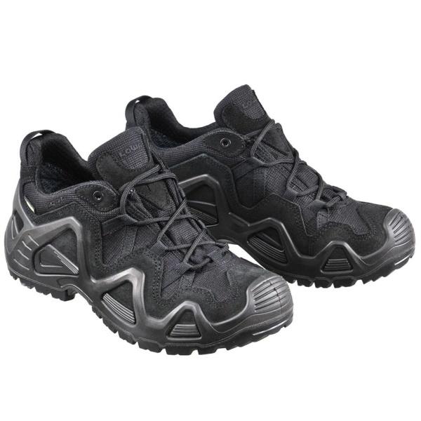 Taktická obuv Zephyr LO GTX Čierne Lowa - HORAL shop 27b61a866f