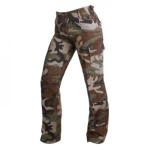 Dámske nohavice US BDU woodland Mil-tec