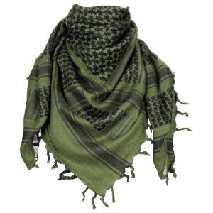 MFH Šatka Arafatka Zeleno/Čierna