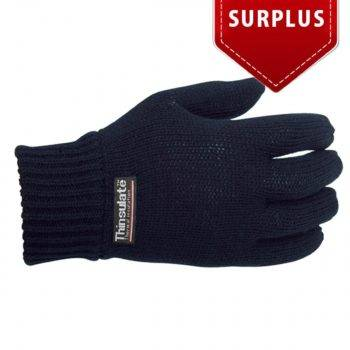 Kvalitné rukavice Thinsulate modré Pentagon