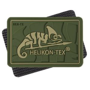 Nášivka logo olivové Helikon-Tex