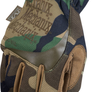 Rukavice Mechanix FastFit Woodland Camo