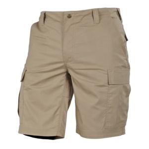 Krátke nohavice BDU 2.0 Rip/stop Khaki Pentagon