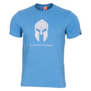 Tričko Spartan Helmet pacifik blue Pentagon