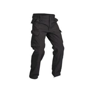Mil-TecExplorer Softshell Zateplené Nohavice Čierne