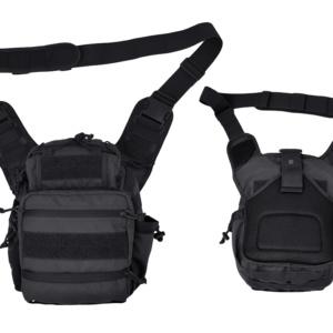 Taška na rameno Tactical čierna Texar