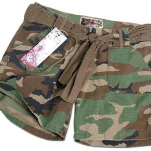 Dámské krátke nohavice Woodland Mil-tec