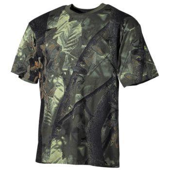 Tričko maskovacie Hunter Green MFH