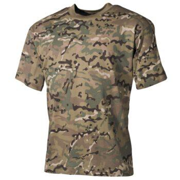Tričko US Operation Camo MFH