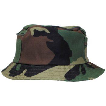 Rybársky klobúk Woodland MFH