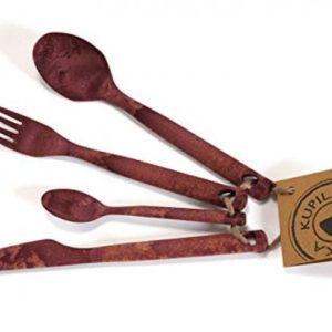 Príbor Kupilka Cutlery Červená