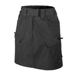 Dámska sukňa Urban Tactical Čierna Rip/stop Helikon-Tex