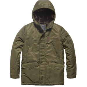Bunda Mitchel Olive Drab Vintage Industries
