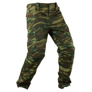 Nohavice BDU Twill Greece Camo Pentagon
