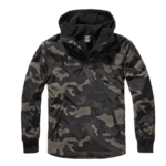 Brandit Luke Windbreaker Bunda Darkcamo