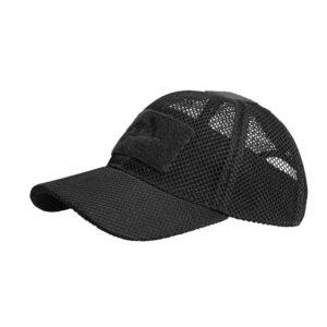 Helikon-Tex Šiltovka Baseball Mesh Čierna