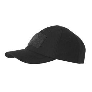 Zimná šiltovka Softshell Čierna Helikon-Tex