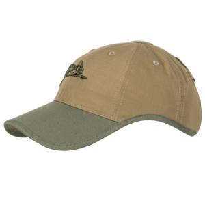 Šiltovka Logo Cap Coyote/Olive Green Helikon-Tex