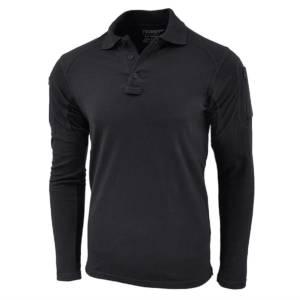 Tričko POLO Elite Pro Čierne Texar