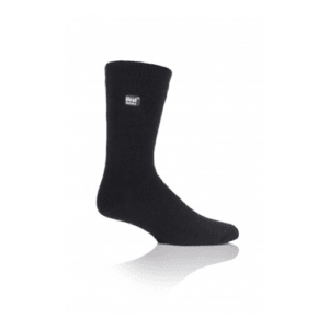 Heat Holders 1.0Ultra Lite Termo Ponožky Tenké Čierne