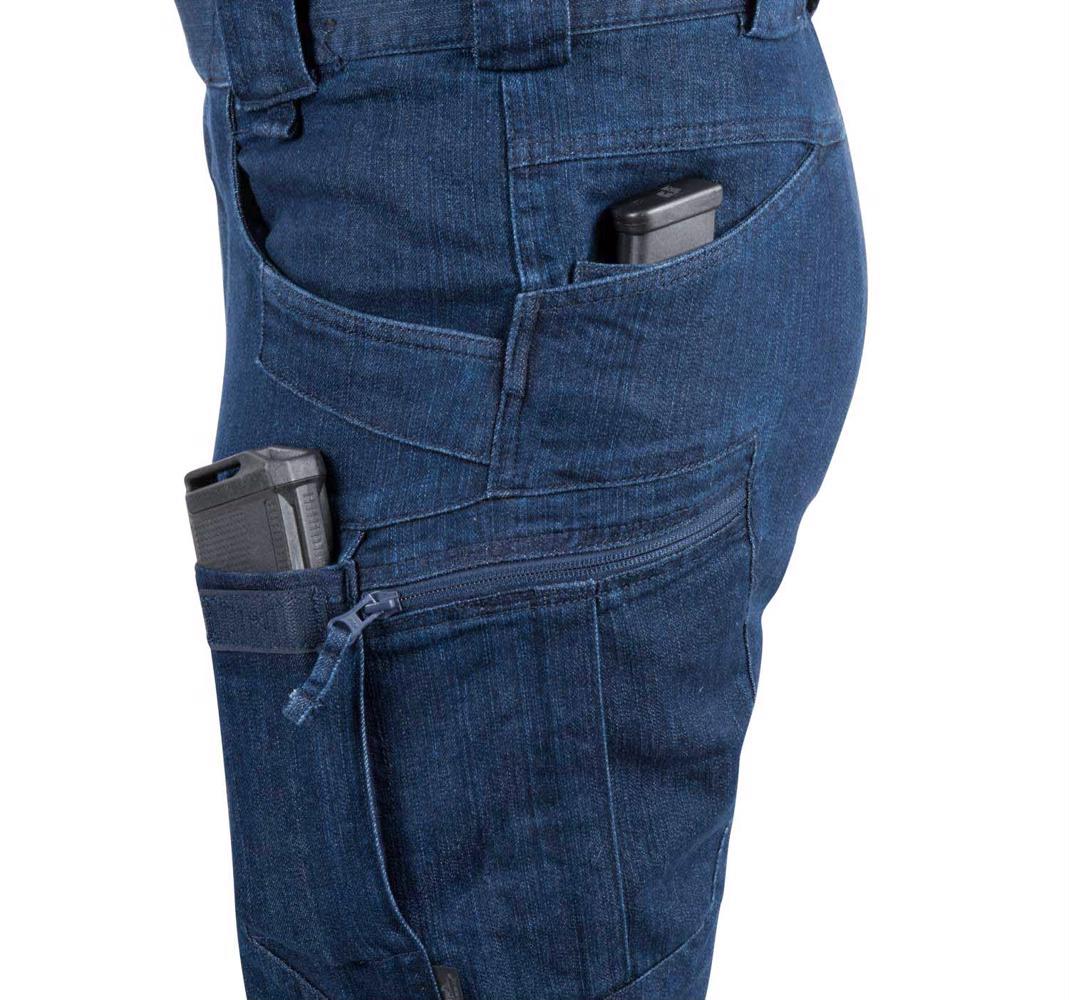 Nohavice UTP Jeans Denim Mid-Dark Helikon-Tex - HORAL shop 3bd24826526