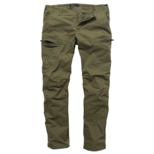 Nohavice Kenny Technical pants Olivové Vintage Industries
