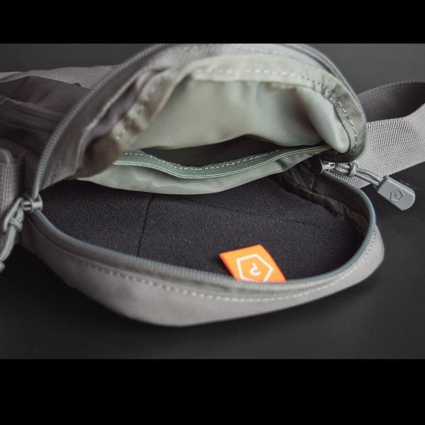 85da84bb8 Pentagon Kleos taška cez rameno Čierna - HORAL shop