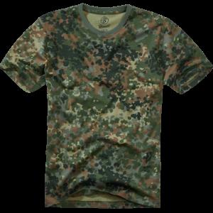 Brandit tričkoFlecktarn
