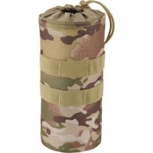 Brandit Holder I púzdro na fľašu Tactical Camo