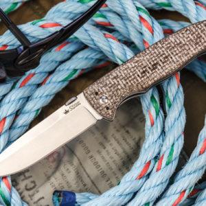 Kizlyar Supreme nôž Vega 440C Satin