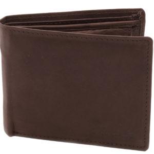 Kožená peňaženka Hnedá