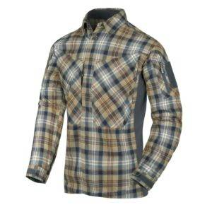 Helikon-Tex Košeľa MBDU Flanne Shirt Ginger Plaid
