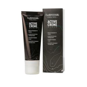 Lowa Active Creme 75 ml Čierny