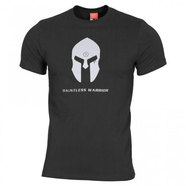 Pentagon TričkoSpartan Helmet Čierne