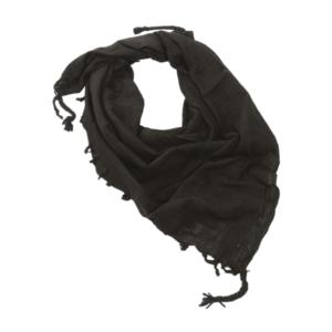 Mil-Tec Šatka Arafatka Bavlnená Čierna