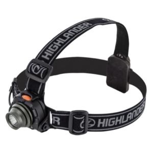 HighlanderWave 3w Cree Sensor ČelovkaBezdotyková