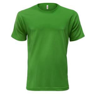 Alex Fox Tričko Bavlnené Grass Green