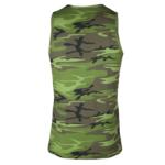 Alex Fox Tielko Bavlnené Camouflage
