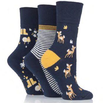 Gentle Grip PonožkyDámskeForest Les